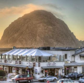 Morro Rock and Restaurant